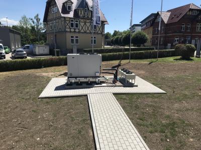 Umbau Technikum - Inbetriebnahme Temperieranlage