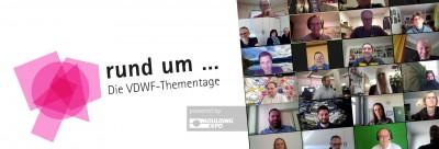 rund um....Die VDWF-Thementage (kostenfrei!)